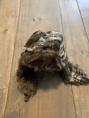 988294103 fur trapper hat