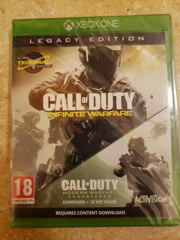 Call of Duty: Infinite Warfare Legacy Edition Xbox One 87863