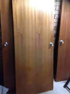 Timber doors & Vintage Eclectic Timber Door or Barndoor | Building Materials ...