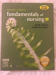 Fundamentals of Nursing 3rd ed. by Jackie Crisp & Catherine Taylor Pymble Ku-ring-gai Area Preview