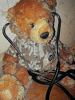 Stethoscope Antique DOWN of London BIN-AURAL STETHOSCOPE  Early 20th Century