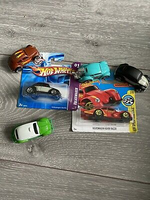 Vw Hot wheels Beetle