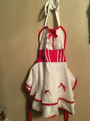 Costume Apron Sassy Bride Halloween Theater From Etsy Never Used. - Etsy Halloween Costumes