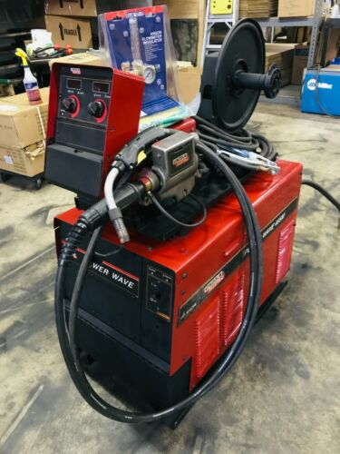 Lincoln Powerwave 455M Advanced Process Pulse MIG Welder