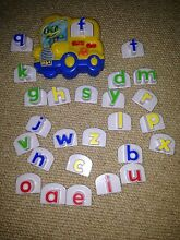 EUC - leapfrog fridge phonics letter ABC magnets with sound Avalon Pittwater Area Preview