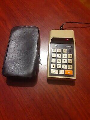 Ti 2500 Vintage calculator