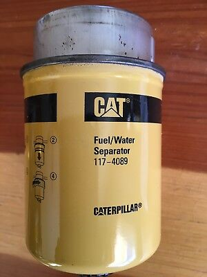 Cat 117-4089 Fuelwater Seperator