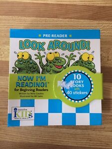 Now I'm Reading™ Pre-Reader 'Look Around' 10 books