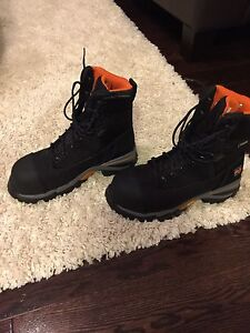 Work boots Timberland Pro  men's size 8
