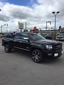 ** 2016 GMC Sierra All Terrain **