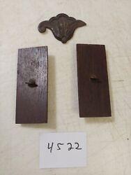 HAMBURG AMERICAN  R/A REGULATOR WALL CLOCK SIDE DOORS AND FRONT DECORATION