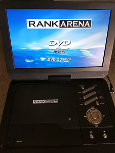 Portable DVD Player Ngunnawal Gungahlin Area Preview