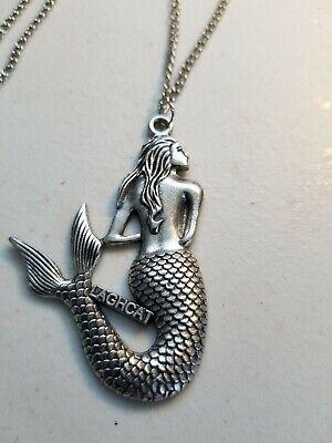 Laghcat Mermaid Necklace