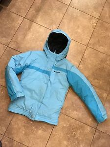 Columbia winter jacket size 10-12