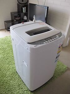 Top load washing machine:washer Haier HWMP55-918 5.5KG West Perth Perth City Area Preview