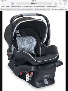 Britax car seat London Ontario image 1