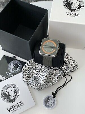 VERSUS VERSACE MENS WATCH LOVELY WATCH 💥