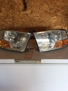**2011 Dodge Ram Headlights** Basically NEW $250 obo