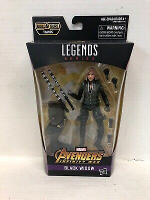Avengers Infinity War Marvel Legends 6-Inch Action Figure - Black Widow