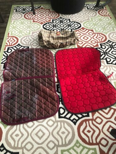 Roma Dover Saddlery 5/A Baker Saddle Blanket Cover Pads Tack Equestrian horse