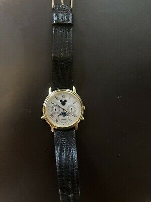 Vintage Mickey Mouse Watch Walt Disney