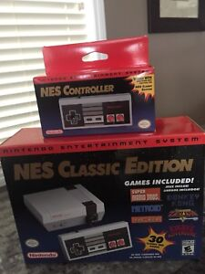 Nes with extra controller