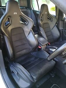 Volkswagen Golf 2012 Recaro Factory Bucket heated seats Rockhampton Rockhampton City Preview