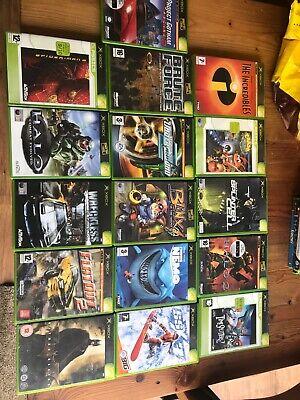 Collection Of Original Xbox Games  na sprzedaż  Wysyłka do Poland