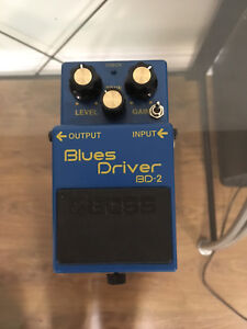 Overdrive Pedals For Sale