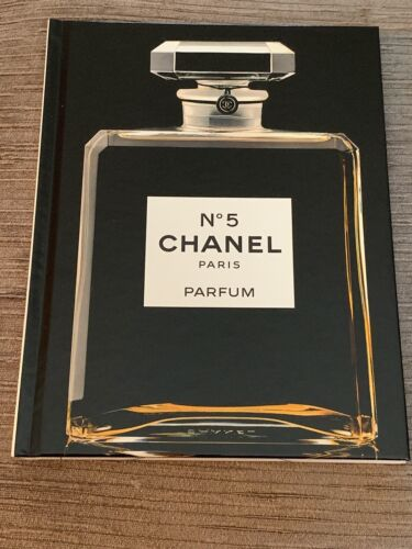 Chanel No 5 Hardcover Book The History of No 5