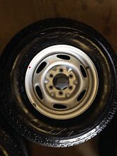 Ford ranger wheels Welshpool Canning Area Preview
