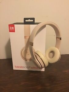 Beats by dr.dre beats solo 3 wireless Satin Gold