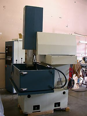 2003 Genspark America Znc Electrical Discharge Machine Cy1040 With E100a Power