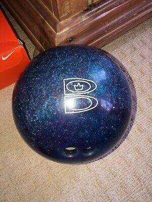 9lb Brunswick Tzone Razzle Dazzle Bowling Ball