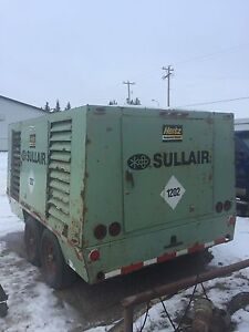Sullair 750 CFM Compressor