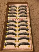 Fake eyelashes False eyelash sets For sell Biggera Waters Gold Coast City Preview