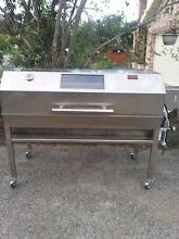 Stainless steel gas spit with hood/Hire Fairfield Fairfield Area Preview