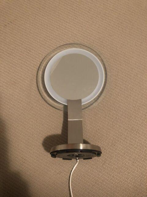 LED Illuminated Magnifying Mirror