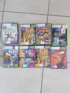 Xbox 360 kinect games Albany Creek Brisbane North East Preview