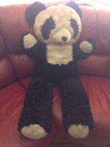Panda Teddy Bear Goodwood Glenorchy Area Preview