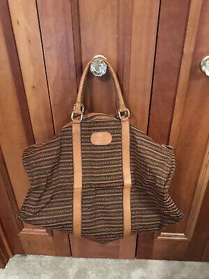 Authentic Vintage Prada Travel Bag