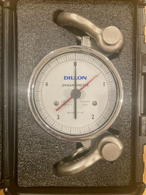 Dillon Mechanical AP Dyna Mometer Dynamometer