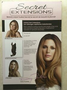 Secret Extensions - Daisy Fuentes