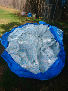 Above ground blow up inflatable pool Penrith Penrith Area Preview