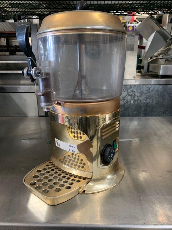 Bras Scirocco Gold Ul Countertop Hot Drink Dispenser