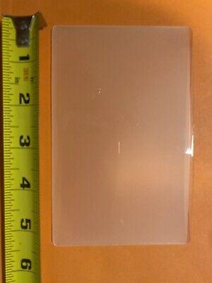 Thermal Laminating Sheets 50 10mil. 3 12 X 5 12