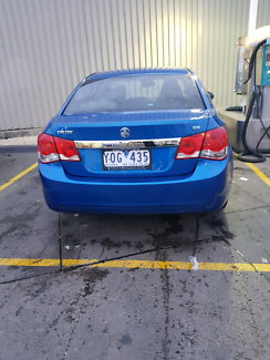 Holden Cruze 2009, 4 months rego and RWC low kilometres