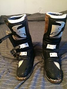 Size 7 thor dirtbike boots