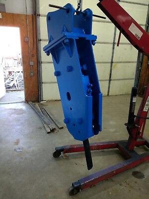 Okada Okb-304b Hydraulic Breaker Hammer Chisel Bit Reburbished Class 5-9 Us Ton