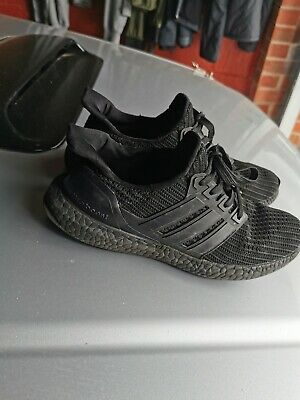 Adidas Ultra Boost Black Size 8